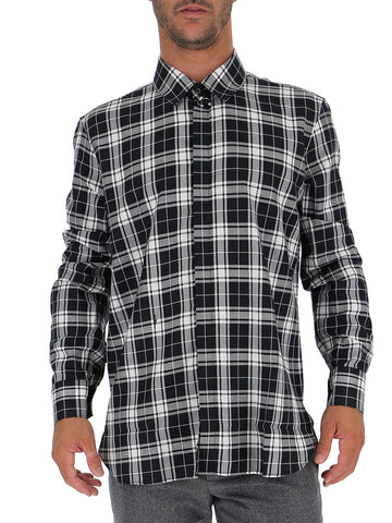 Neil Barrett Plaid Shirt