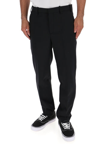 Neil Barrett Cuff Stripe Pants