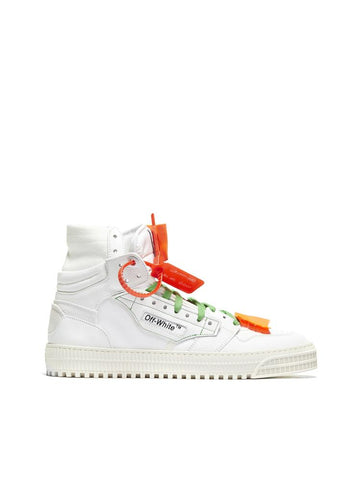 Off-White Sample High-Top Sneakers