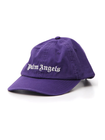 Palm Angels Logo Baseball Cap