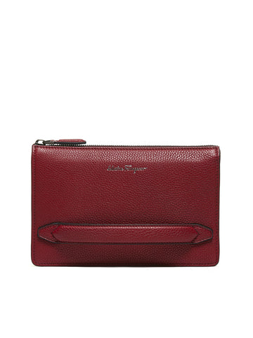 Salvatore Ferragamo Firenze Clutch Bag