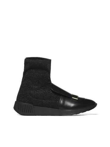 Sergio RossiSR1 High Top Sneaker Boots
