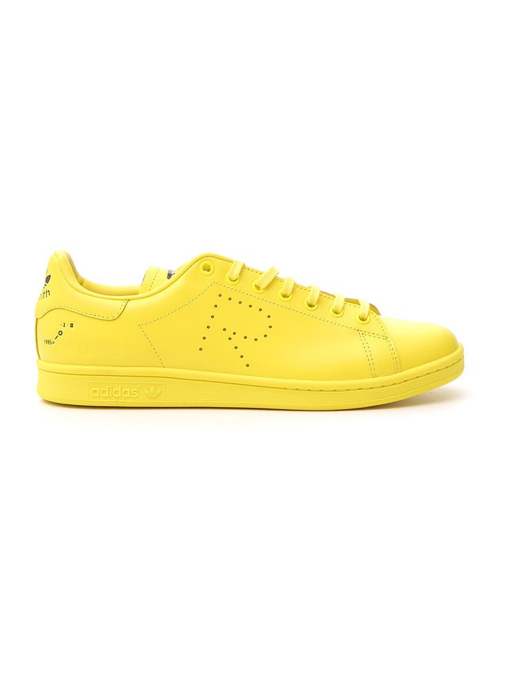 Adidas By Raf Simons Adidas By Raf Simons R Logo Stan Smith Low Top Sneakers