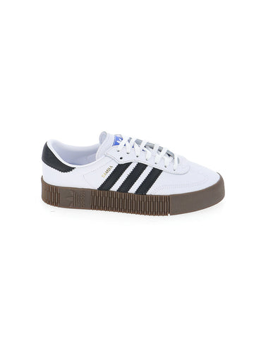 Adidas Originals Samba Rose Lace-Up Sneakers