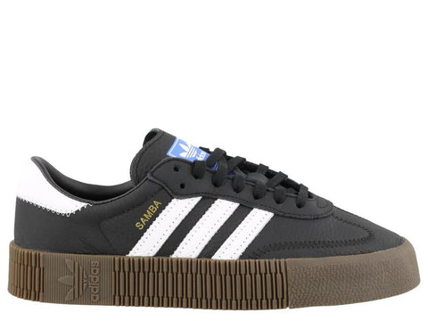 Adidas Samba Rose Lace-Up Sneakers