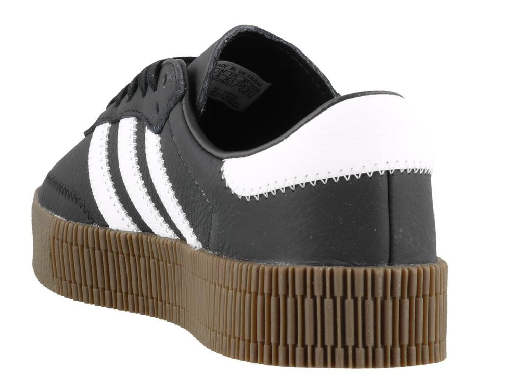 dd77ca414ad Adidas Samba Rose Lace-Up Sneakers – Cettire