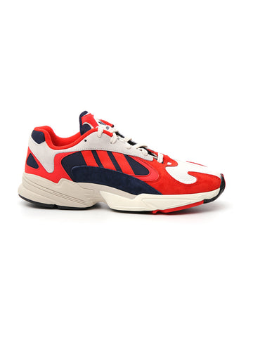 Adidas Yung-1 Lace-Up Sneakers