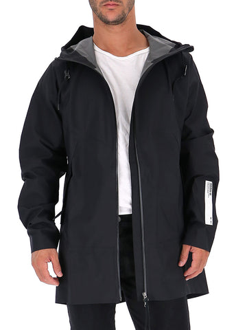 Adidas Zip-Up Hooded Jacket