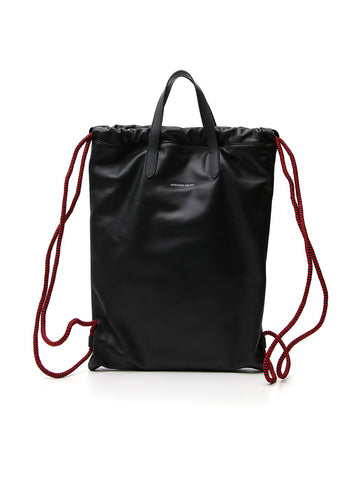 Alexander McQueen Drawstring Backpack