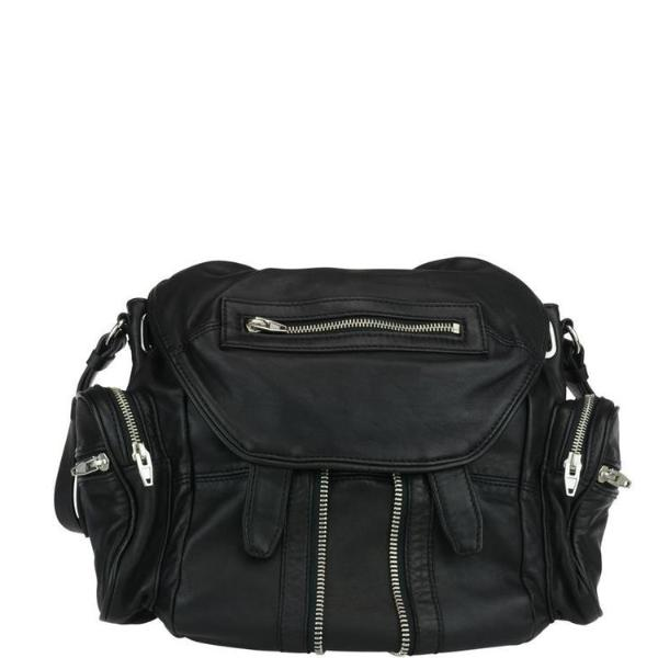 Alexander Wang Marti Backpack, Black
