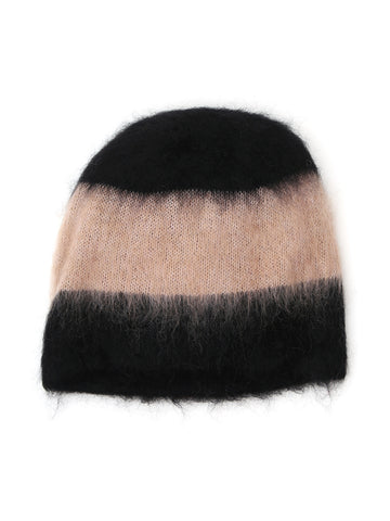 T by Alexander Wang Striped Beanie