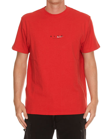 Alyx Ribbed Logo T-Shirt
