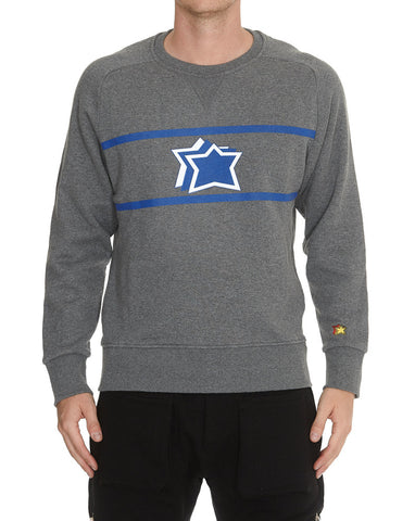 Atlantic Stars Stars Print Sweater
