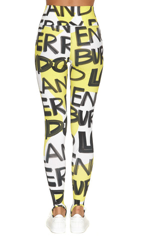 Burberry Printed Leggings