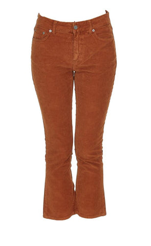 Department 5 Cropped Flared Pants