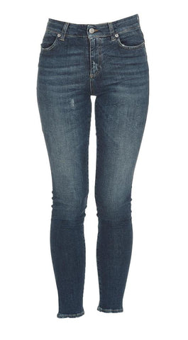Department 5 Skinny Fit Distressed Jeans