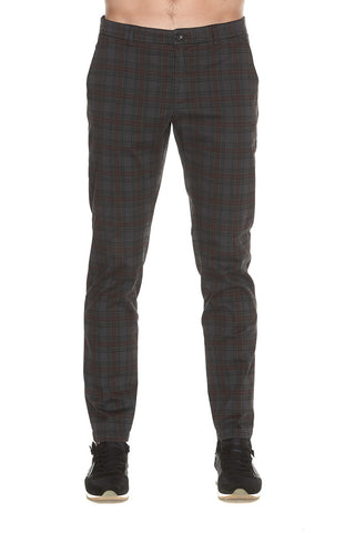 Department 5 Zipped Straight Pants