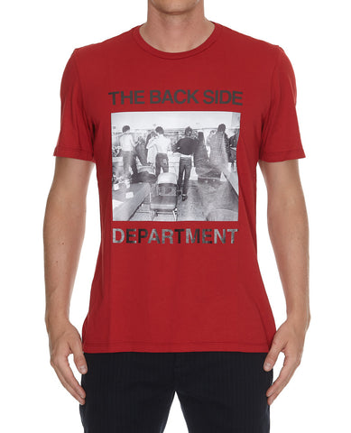 Department 5 Graphic Print T-Shirt