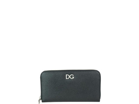 Dolce & Gabbana Zip Closure Wallet