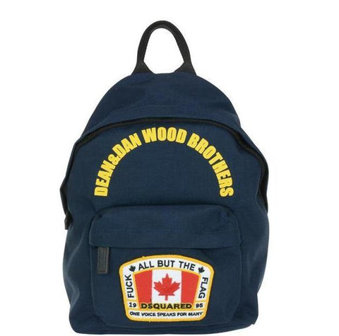 Dsquared2 Canada Patch Backpack