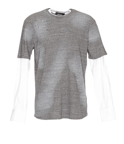 Dsquared2 Double Sleeve T-Shirt