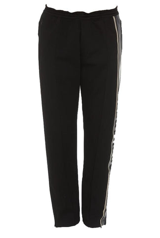 Dsquared2 Laminated Print Fleece Pants