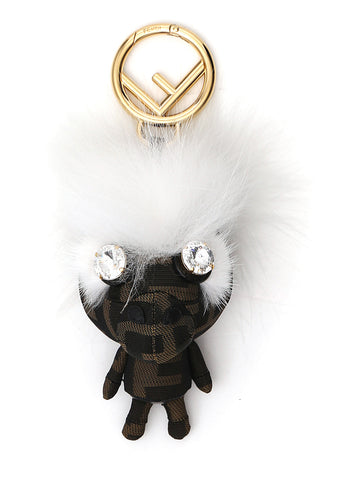 Fendi Space Monkey Charm