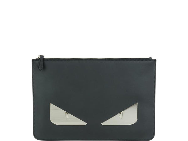fd2733ff11b3 ... uk fendi bag bugs clutch bags cettire 4ce5a 8efb4 ...