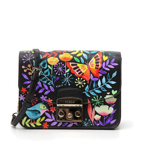 Furla Metropolis Butterfly Shoulder Bag