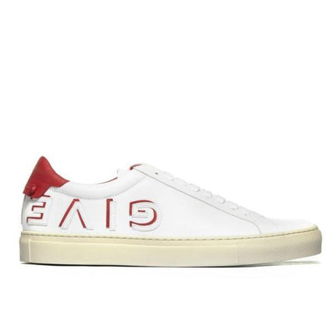 Givenchy Logo Low Top Sneakers
