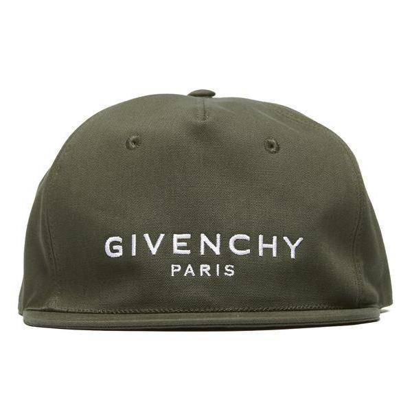 b95b1f2a32d Givenchy Embroidered Brand Logo Baseball Cap – Cettire