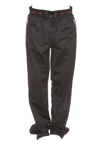 Givenchy Logo Waistband Relaxed Pants