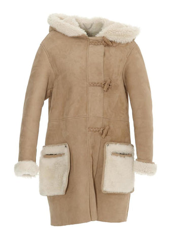 Golden Goose Deluxe Brand Shealing Coat
