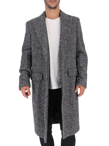 Golden Goose Deluxe Brand Herringbone Coat