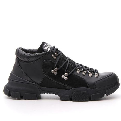 Gucci Flashtrek Lace Up Boots
