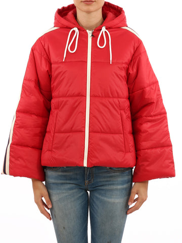 Gucci Hooded Puffer Jacket