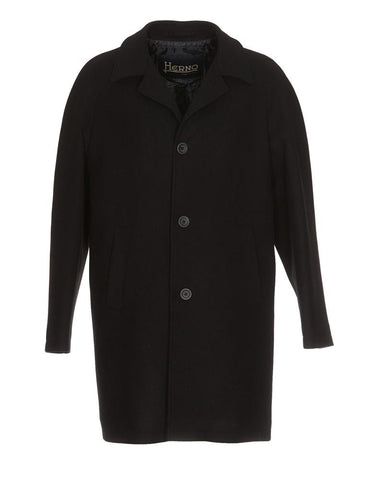 Herno Classic Single Breasted Coat