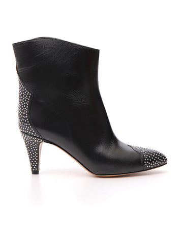 Isabel Marant Étoile Studded Ankle Boots