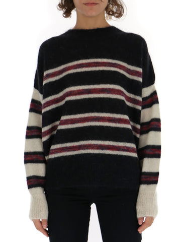 Isabel Marant Étoile Russel Striped Sweater