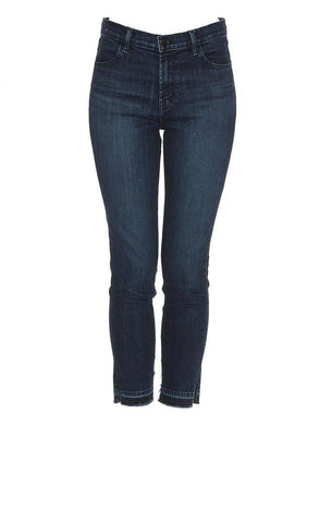 J Brand Alana Cropped High Rise Jeans