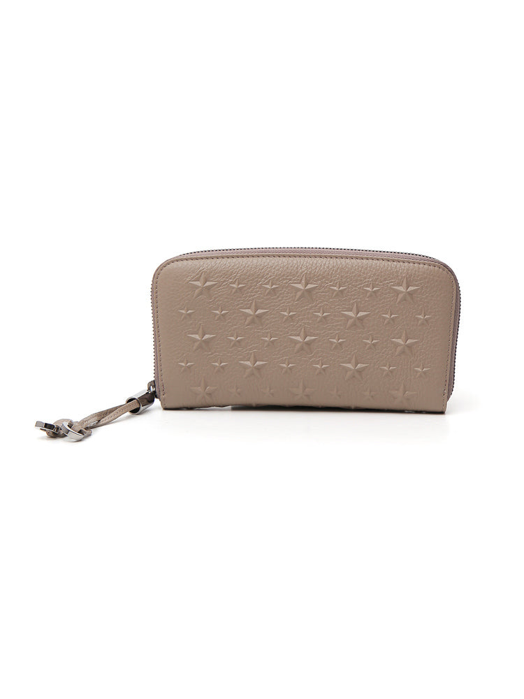 Jimmy Choo Wallets JIMMY CHOO FILIPA ZIP WALLET