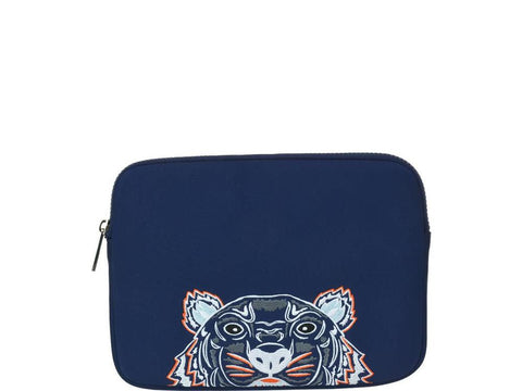 Kenzo Tiger Embroidered Tablet Case