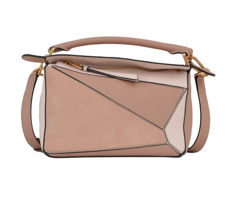 Loewe Small Multi Tone Puzzle Shoulder Bag