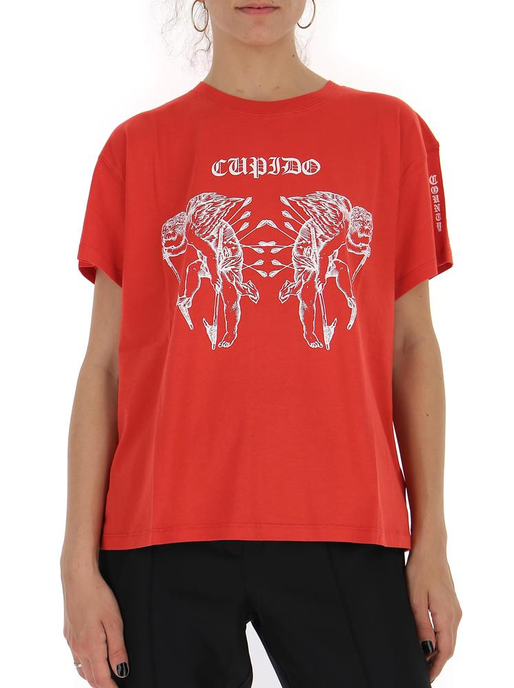 Marcelo Burlon County Of Milan Cupido T-Shirt