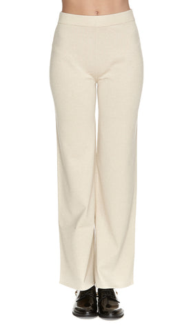 Max Mara Studio Tailored Knit Trousers