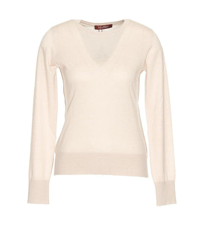Max Mara Studio Rib Knit Sweater