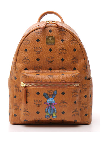 MCM Stark Classic Rabbit Backpack