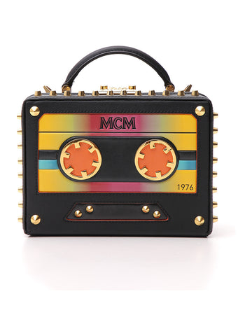 MCM Berlin Cassette Studded Tote