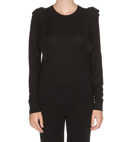 Michael Michael Kors Ruffled Sweater