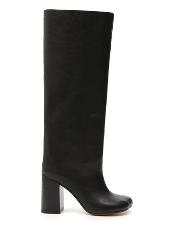 MM6 Maison Margiela High Knee Boots